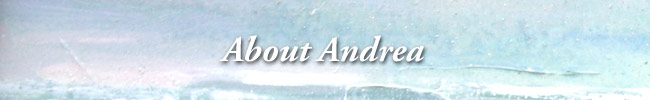 About Andrea Header